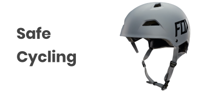 Helmets for biking