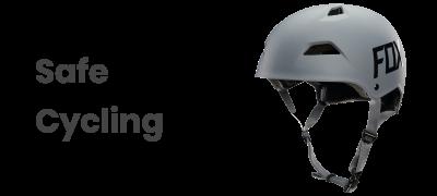 Helmets for biking
