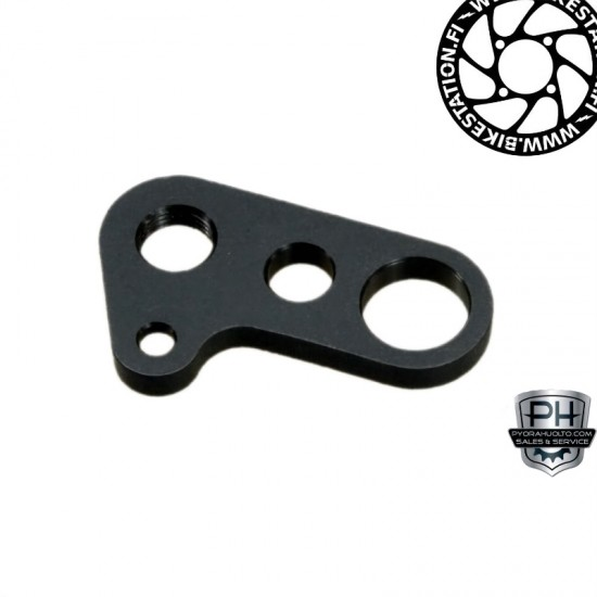 Rohloff chain tensioner arm for DH chain tensioner shorty