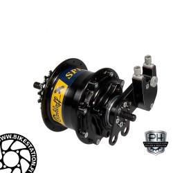 Rohloff SPEEDHUB 500/14 36 TS DB black anodised