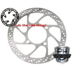 Rohloff SPEEDHUB disc diameter 160mm Shimano, Hayes, Formula, Avid