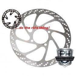 Rohloff SPEEDHUB disc diameter 203 mm Hayes, Shimano, Avid
